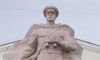 Памятник пограничникам Забайкалья