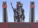 Боевая и трудовая слава забайкальцев, мемориал